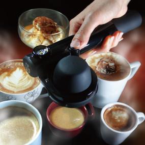 小型エスプレッソマシン handpresso(ハンドプレッソ) ハイブリッド