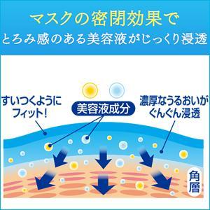 KOSE コーセー クリアターン ホワイト マスク VC c (ビタミンC) 5回分 (22mL×5)