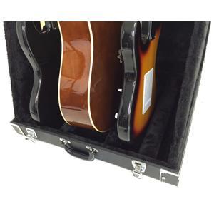楽器を守る仕切り部分