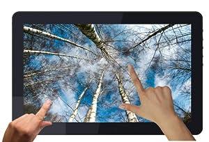 タッチパネル,投影型静電容量方式,マルチタッチ,Windows8,Windows10