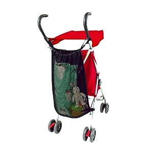 ストローラーメッシュバッグ 使用例
