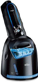 ブラウン シェーバー シリーズ3 350cc-5【アルコール洗浄システム・2段階充電表示】 [HTRC3]