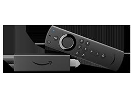 Fire TV Stick 4K - Alexa対応リモコン(第2世代)付属
