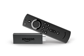 Fire TV Stick - Alexa対応リモコン<br>(第2世代)付属