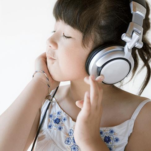 お子様向け音楽