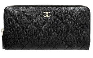 7519d9d72534 丈夫なレザーと定評のキャビアスキンの財布は、とても気品があり人気です。飽きのこないシンプルさと上品なデザインは幅広い年齢層の方にお使いいただけます。