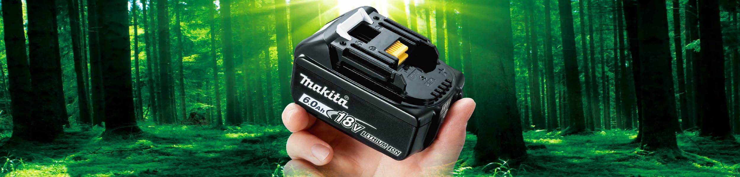 マキタの充電式園芸工具シリーズ