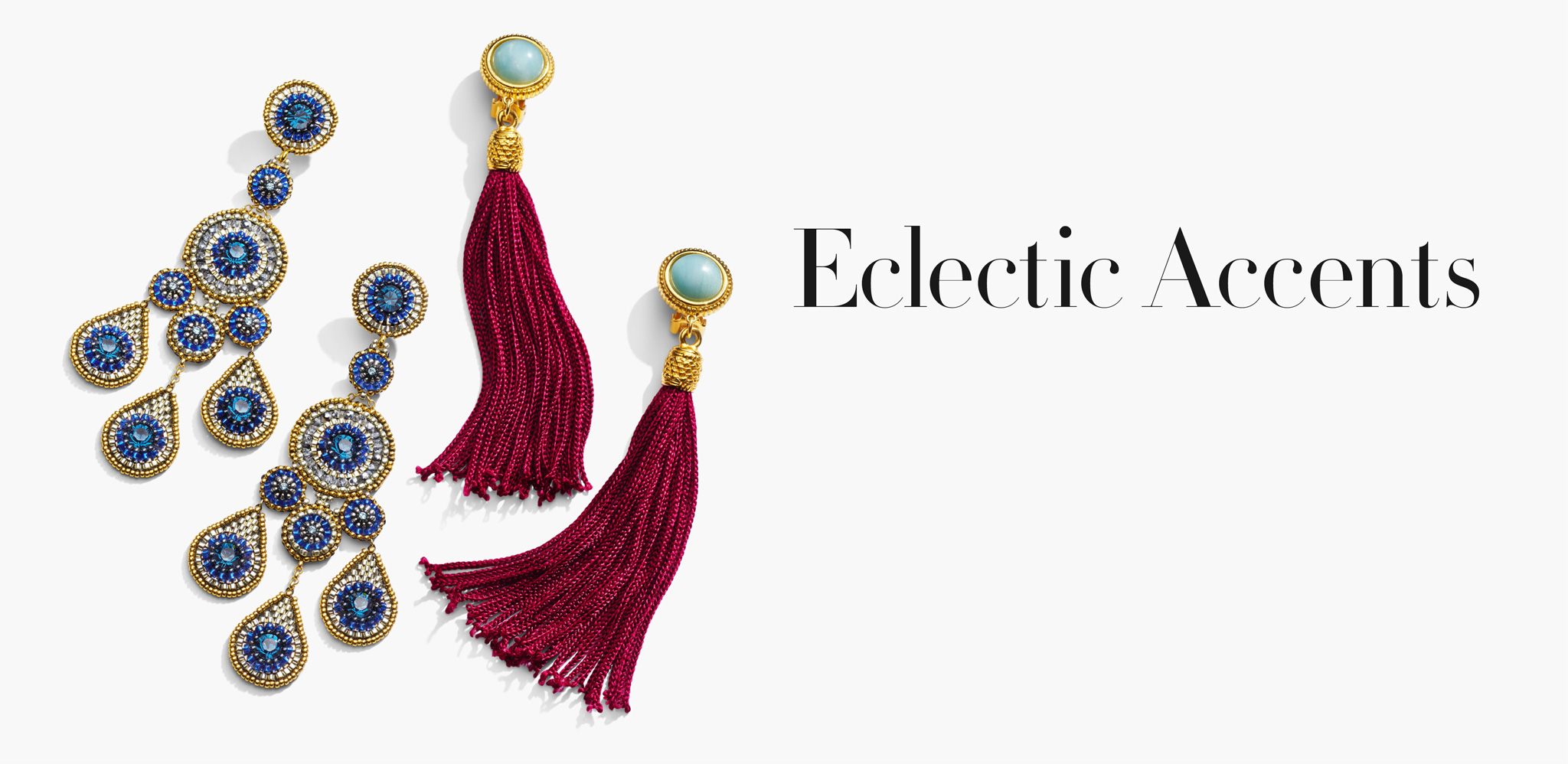 Eclectic Statement Earrings