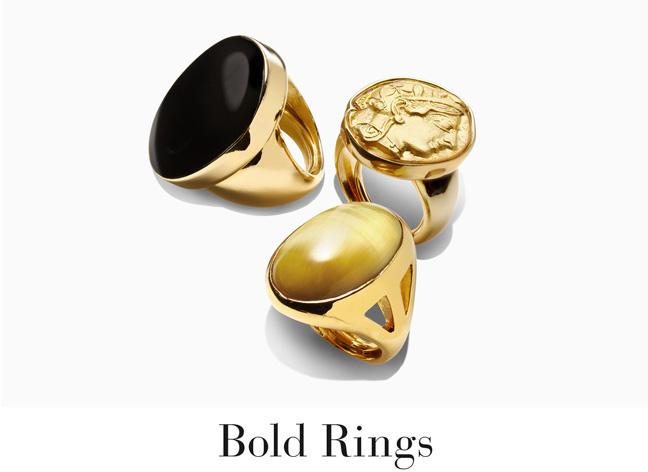 Bold Rings