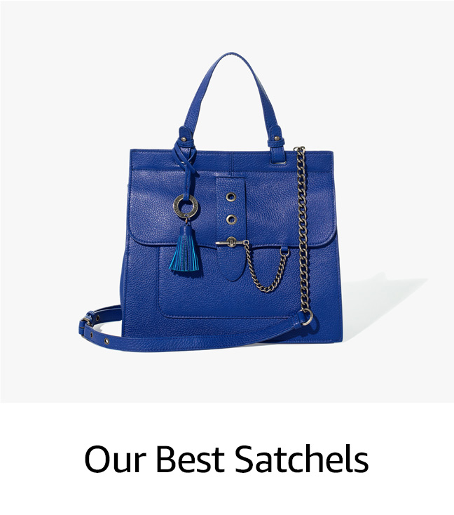 Our Best Satchels