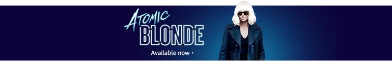 """Shop """"Atomic Blonde"""""""