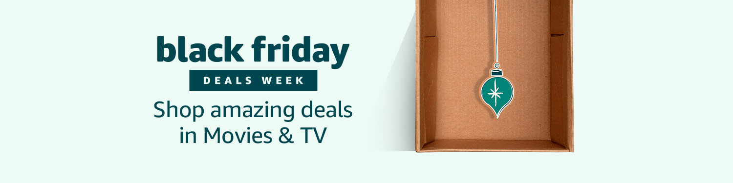 Black Friday deals in Movies & TV