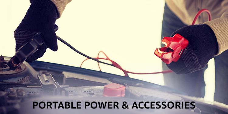 Portable Power & Accessories