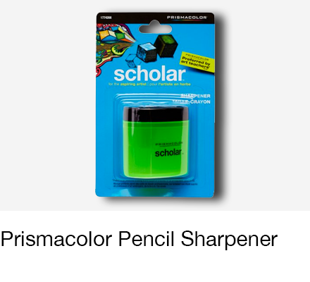 Prisma Pencil Sharpener