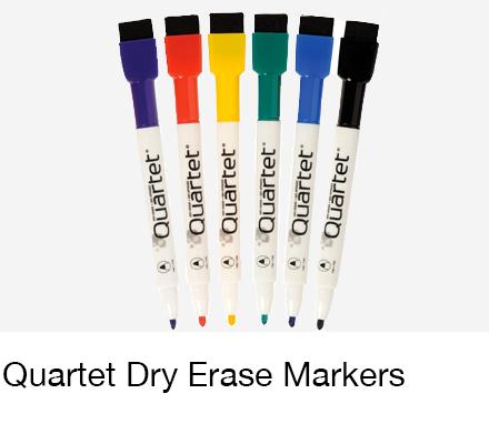 Quartet Dry-Erase Markers