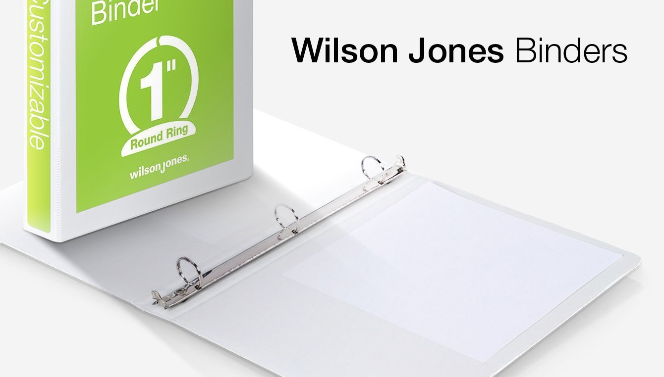 Wilson Jones Binders