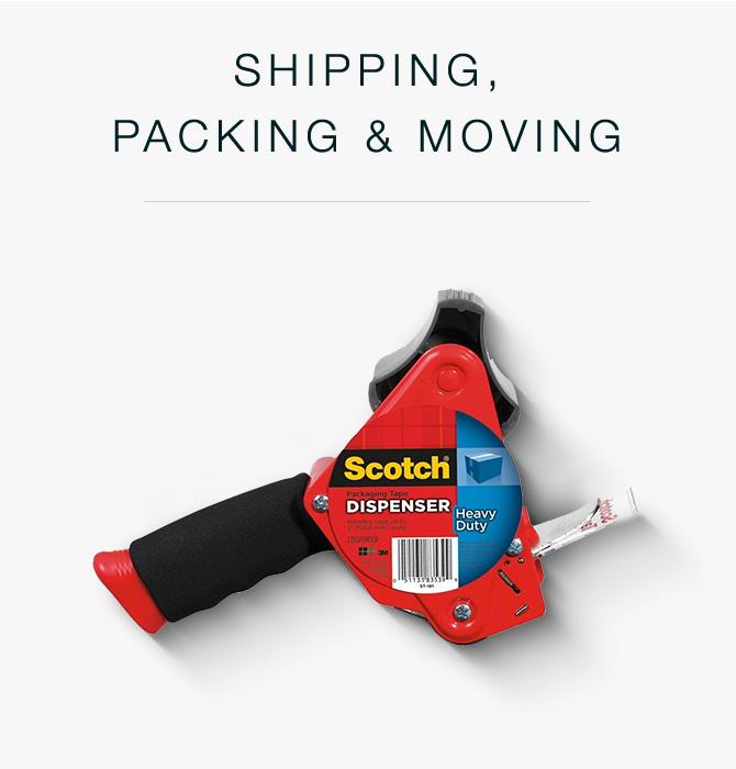 Shipping, Pakcing & Moving