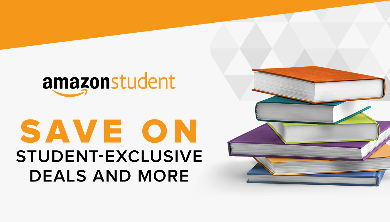 Amazon Student - Save on student-exclusive deals and more