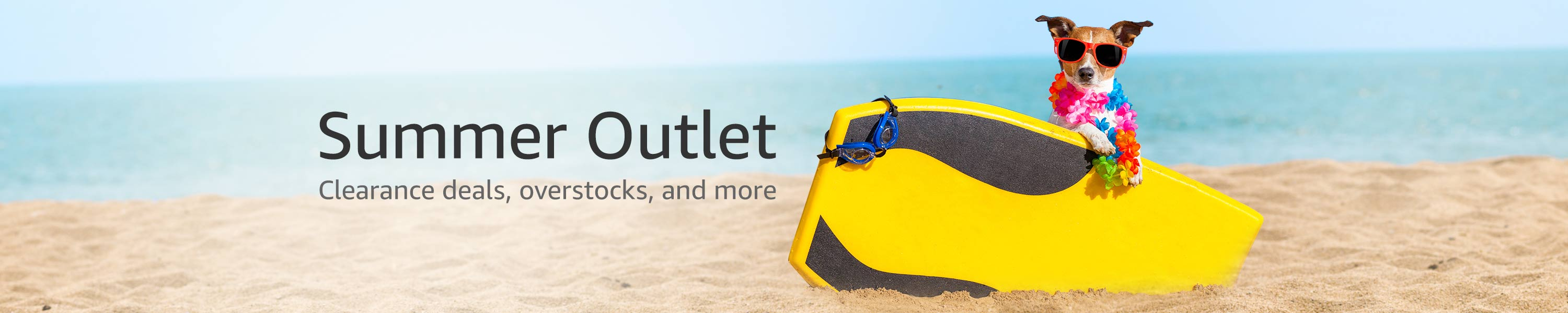 Summer Outlet Store