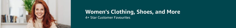 Women's clothes & shoes