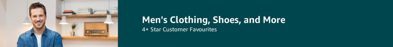 Men's clothes & shoes