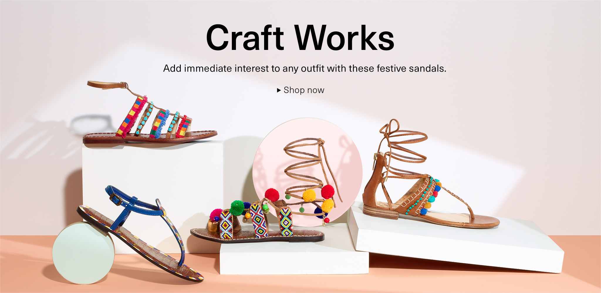 Craft Works Sandals