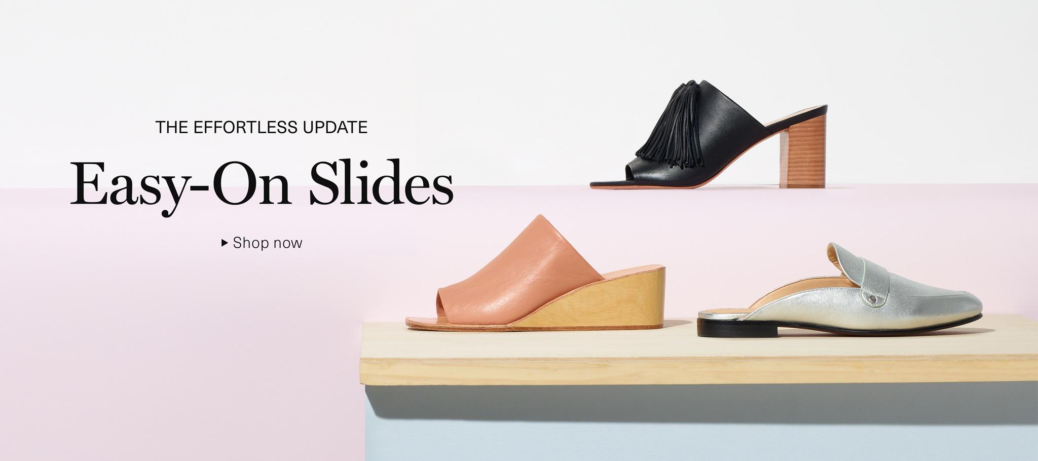 Easy-On Slides