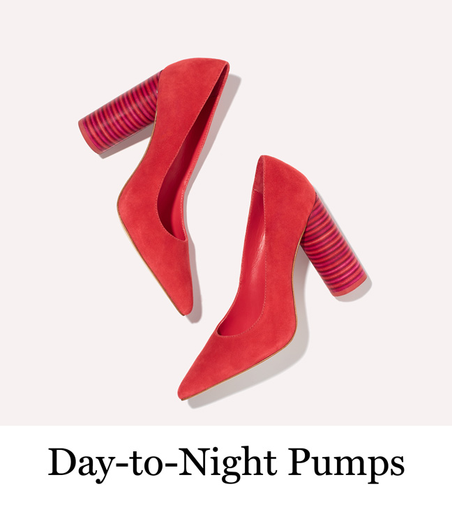 Day-to-Night Pumps