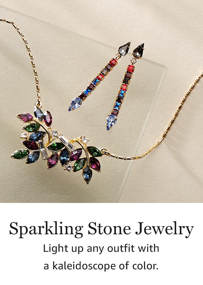 Sparkling Stone Jewelry