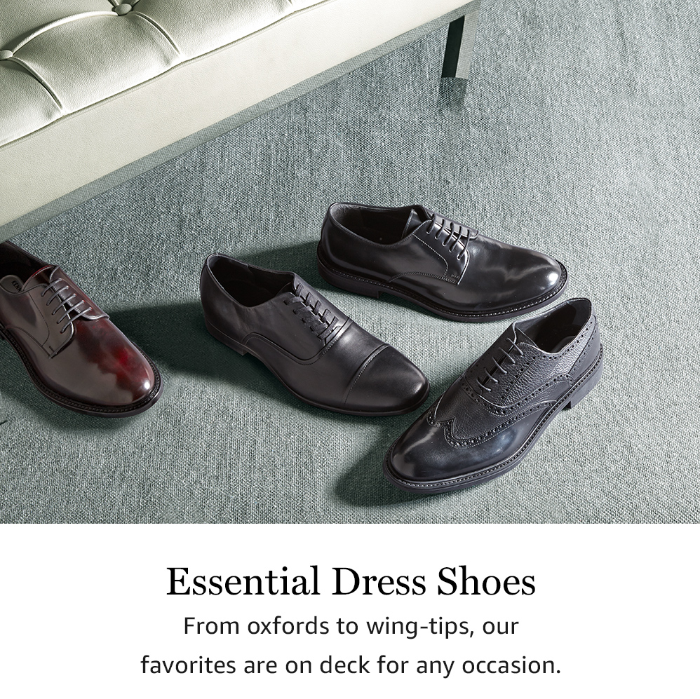 Essential Dress Shoes