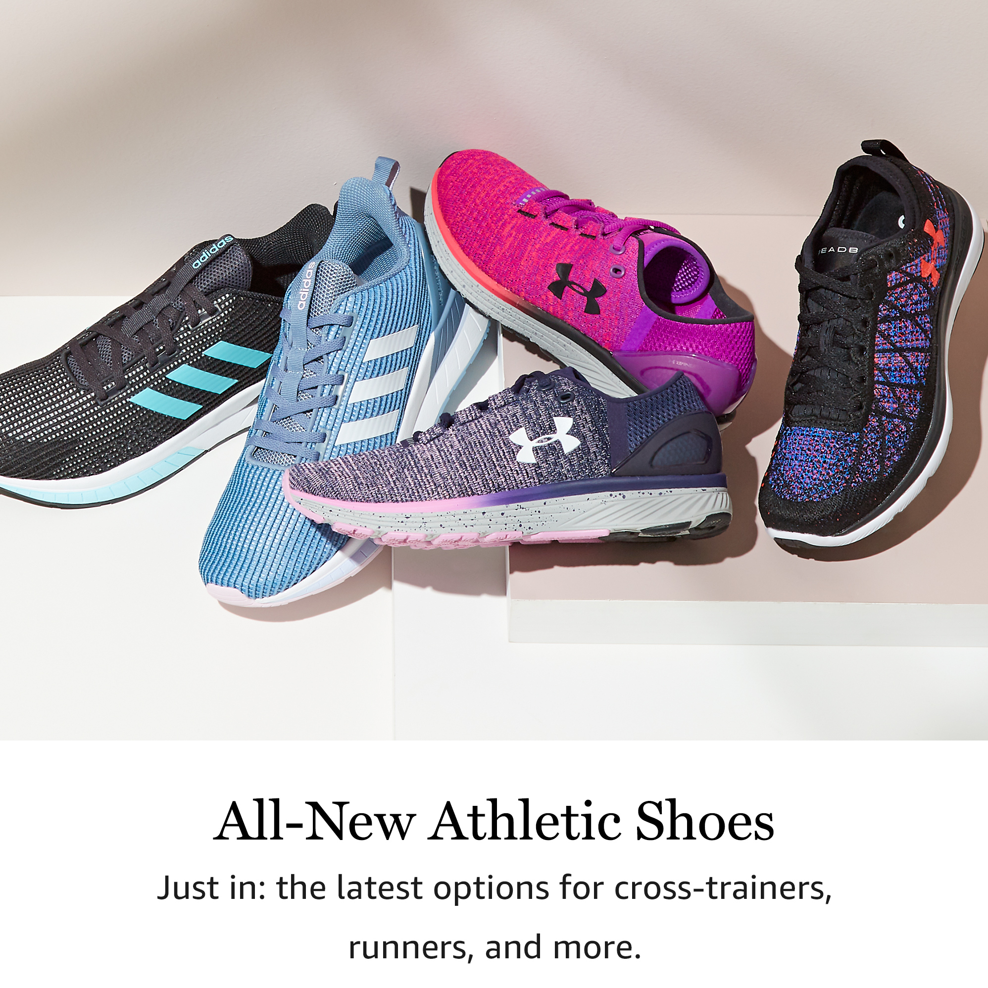 All-New Athletic Shoes