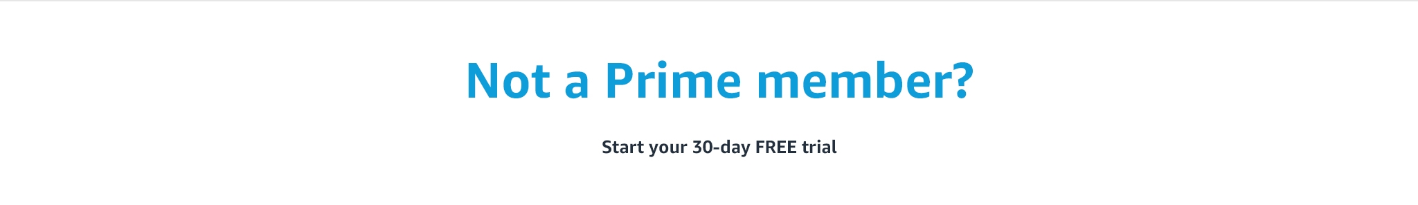 Start your 30-day FREE trial