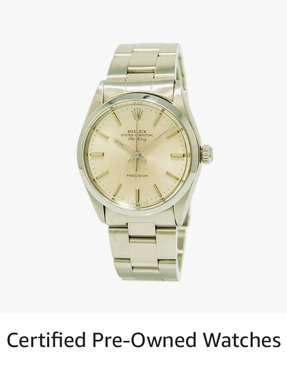 1013319f53f Certified Pre-Owned Watches