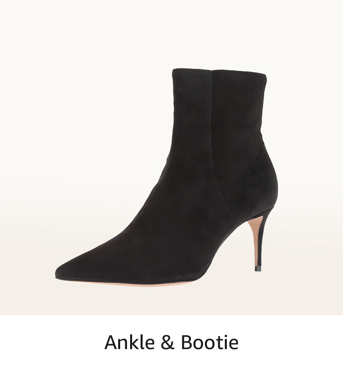 Ankle & Booties