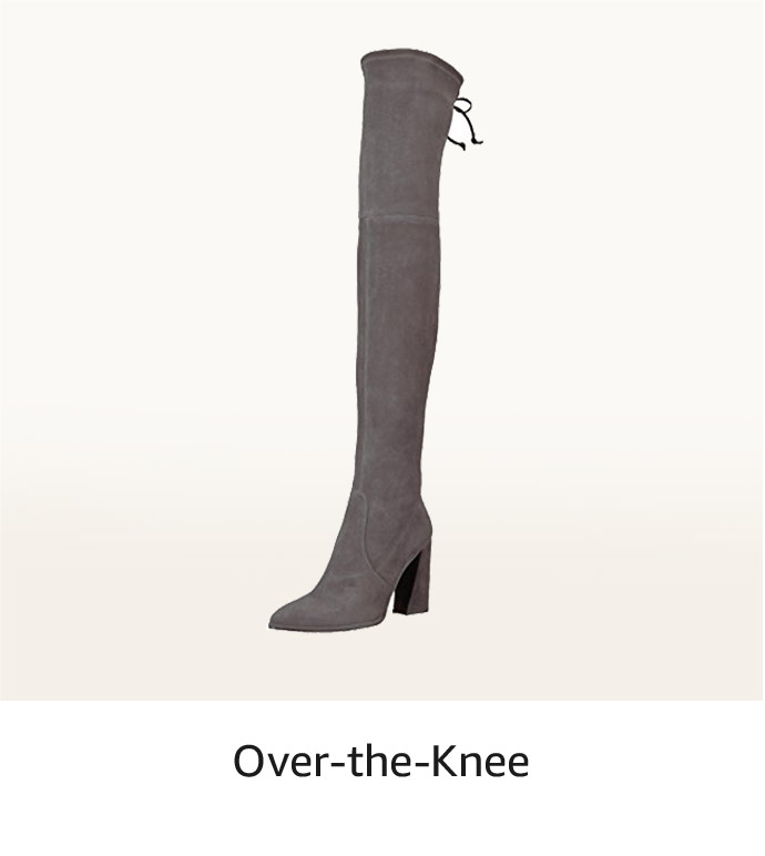 f263e0c653cc Over-the-knee. Knee-High. Mid-Calf
