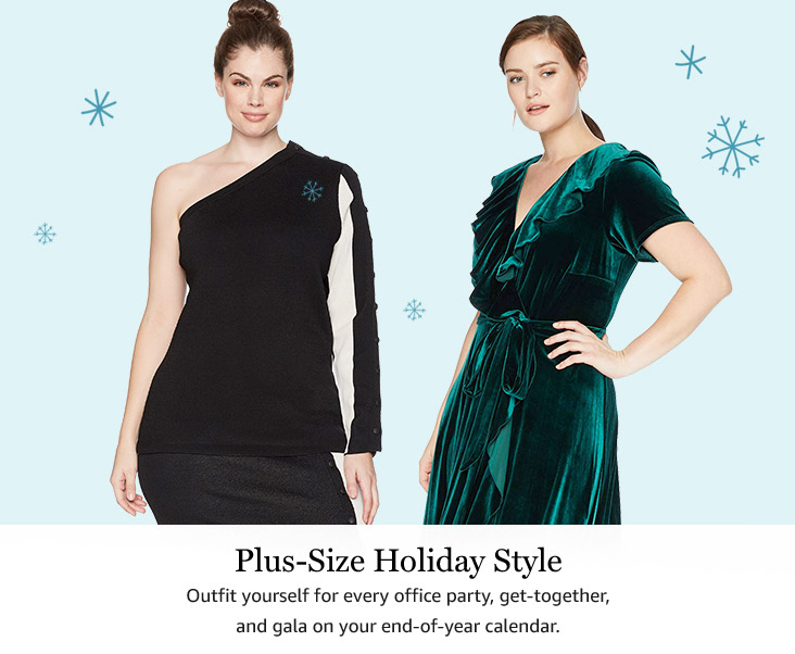Plus Size holiday styles