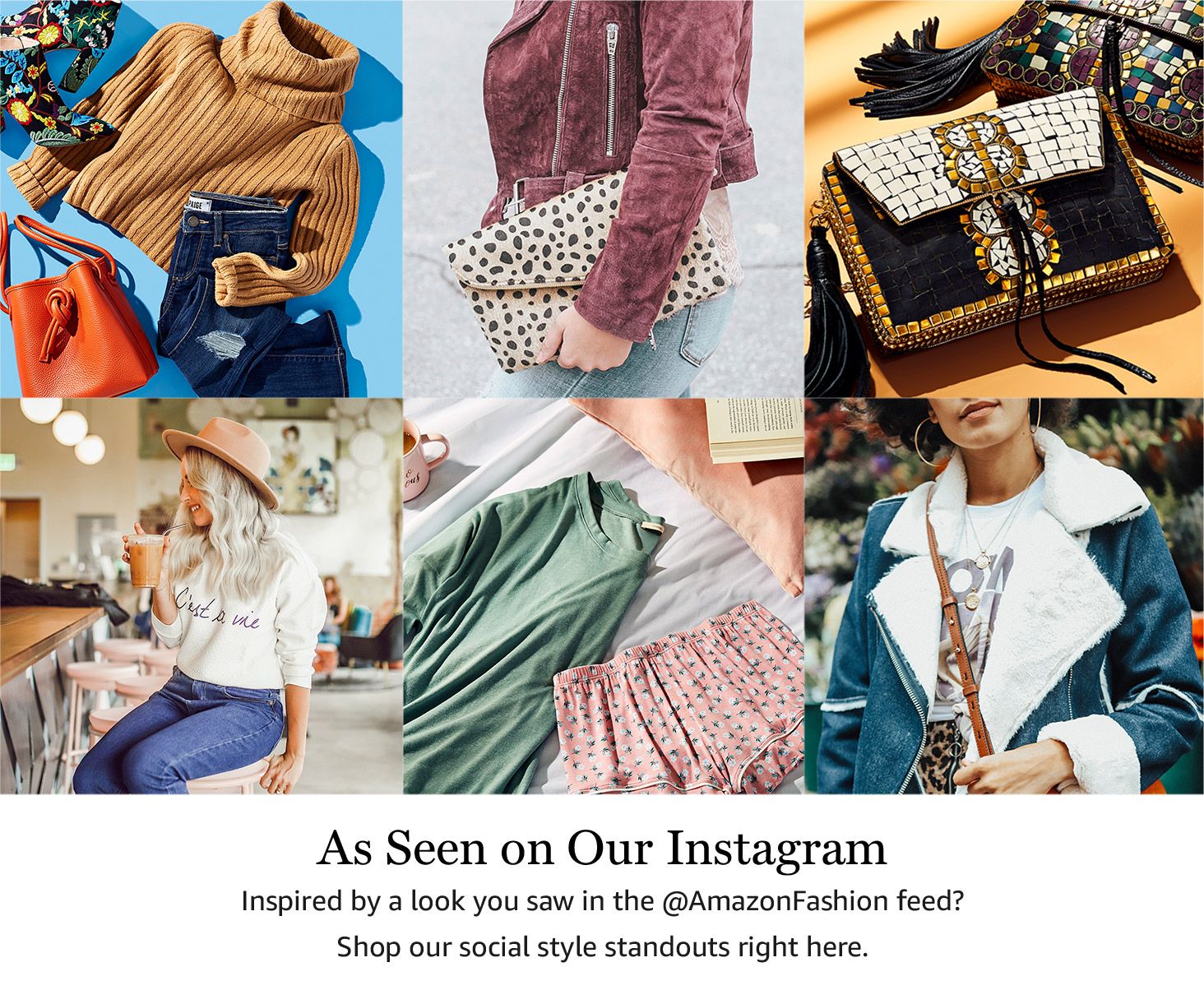 Shop our instagram feed