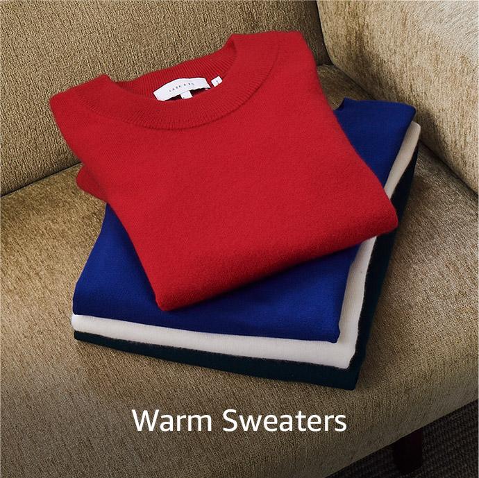 Warn Sweaters