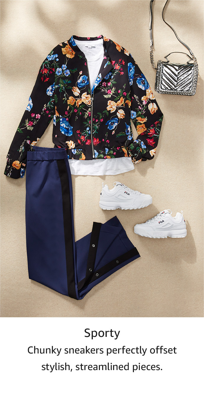 Shop your style: Sporty