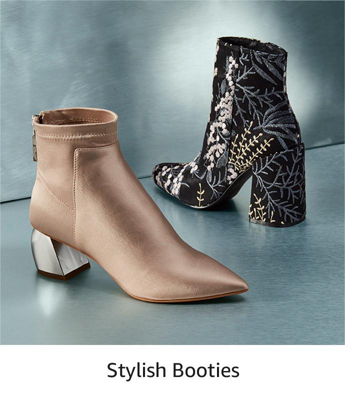 Stylish Booties