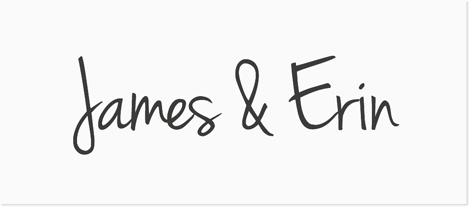 James & Erin