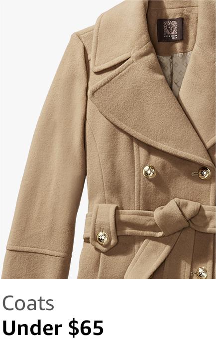 Coats under $65