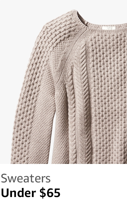 Sweaters under $65