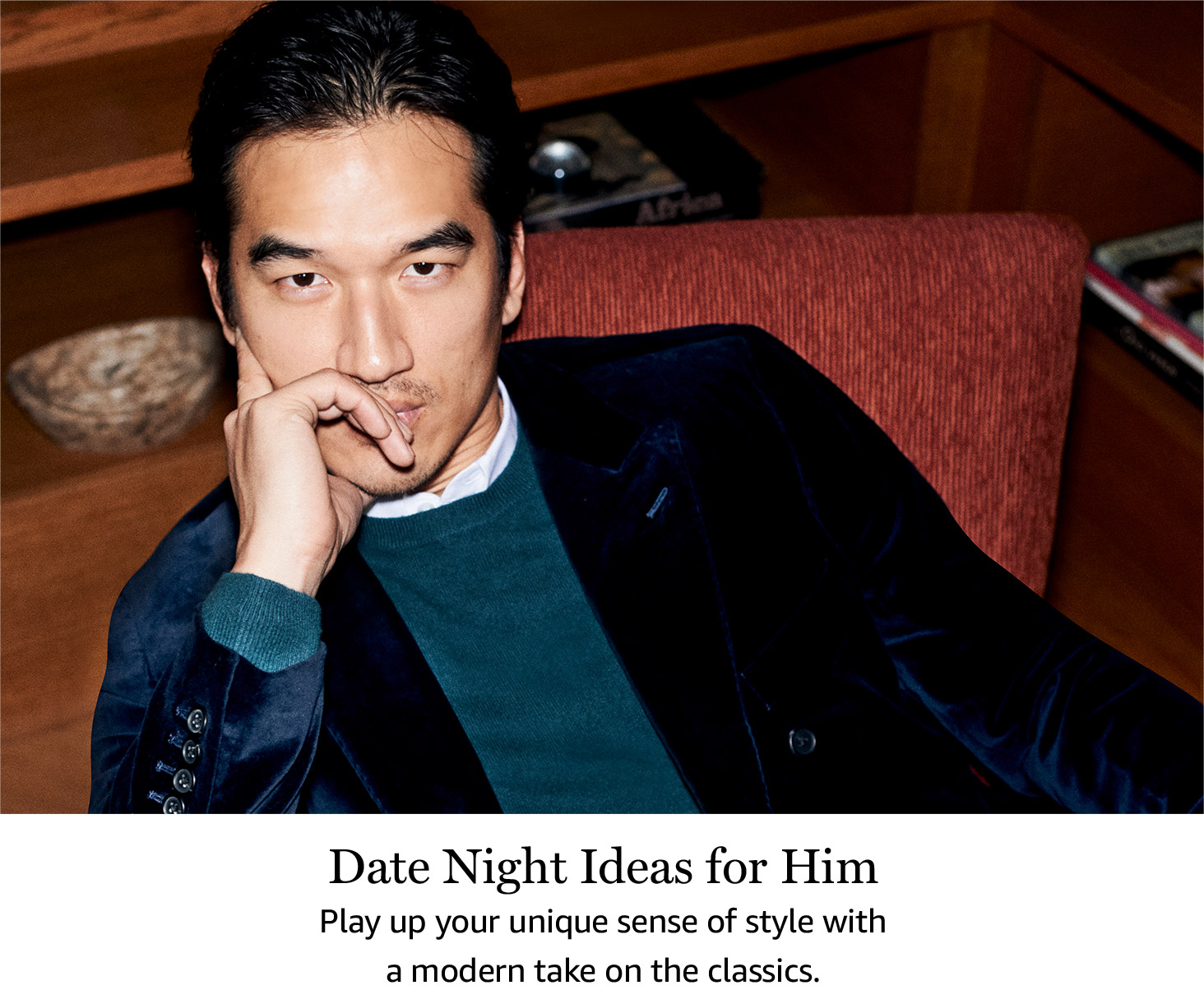 Date Night Ideas for Him