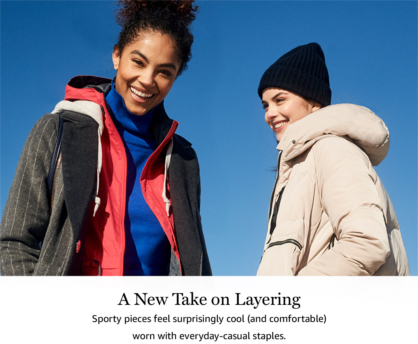 A New Take on Layering