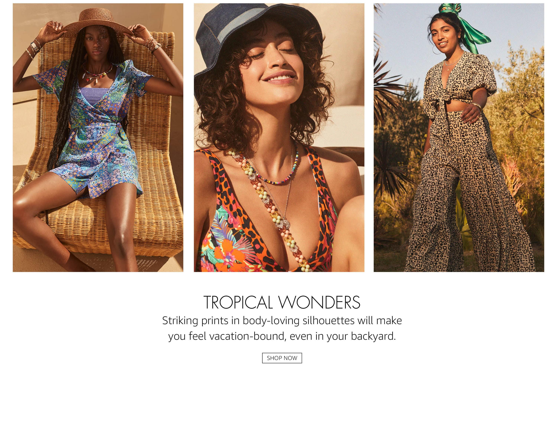 Women's Tropical Wonders