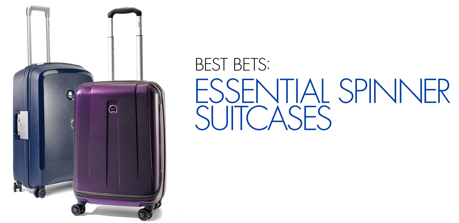 Essential Suitcases