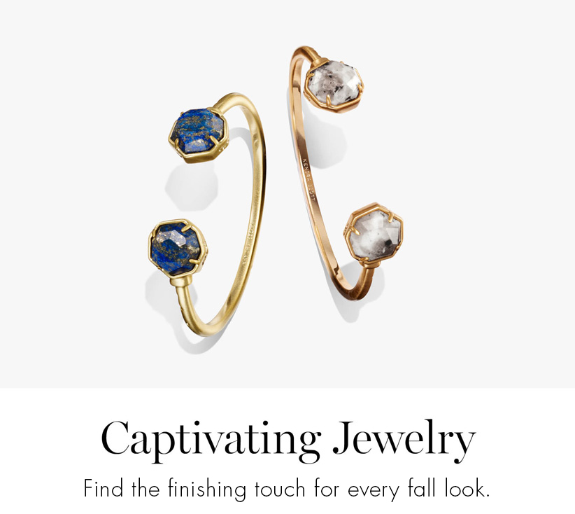 Captivating Jewelry