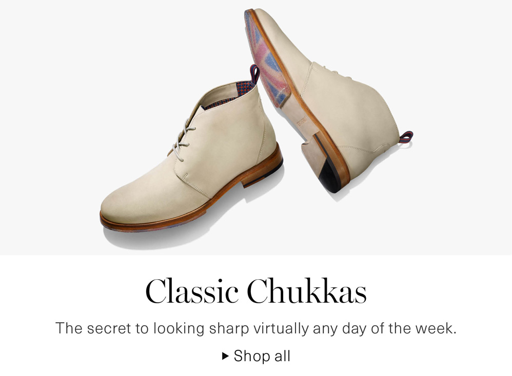 Classic Chukkas