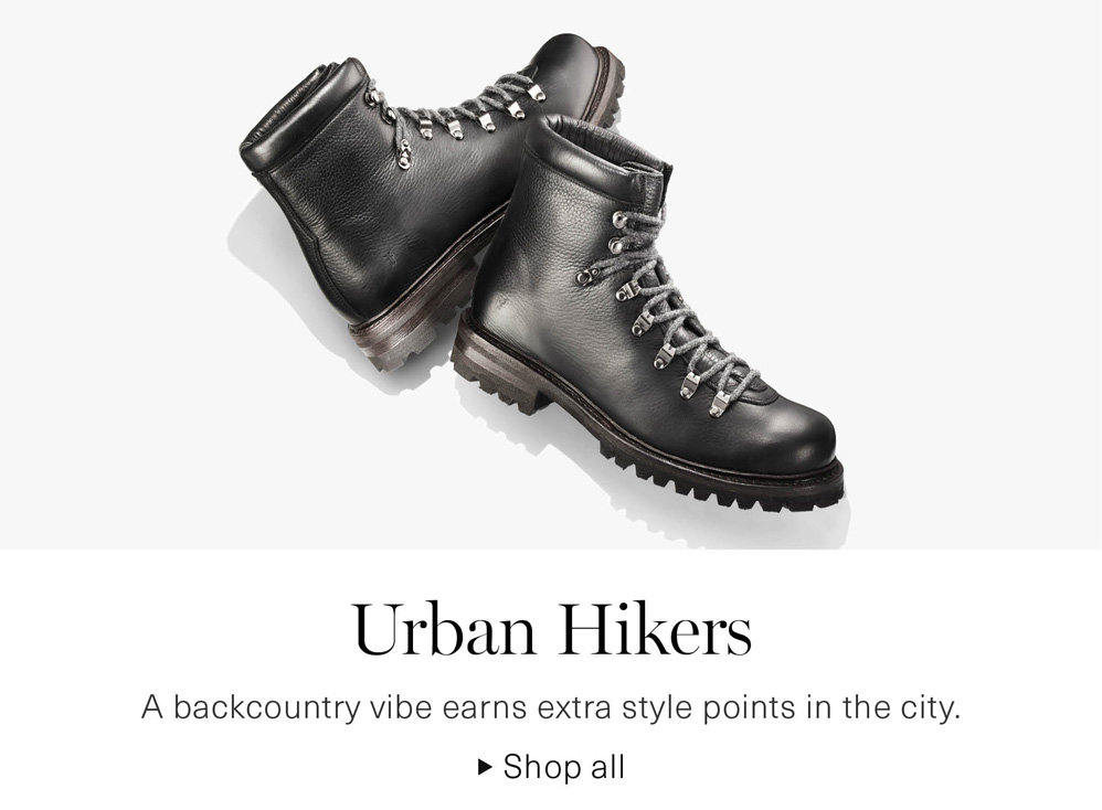 Urban Hiker